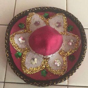 Mini Mariachi Hats